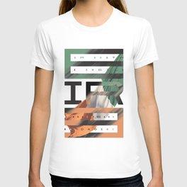 Éire - Irish poster T-shirt