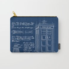 Plan Tardis Carry-All Pouch