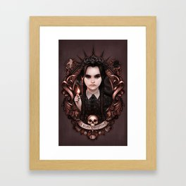 I Hate Everything Framed Art Print