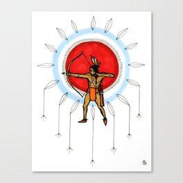 Dream Hunter Canvas Print