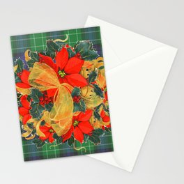 It's A Plaid Plaid Christmas ! Stationery Cards