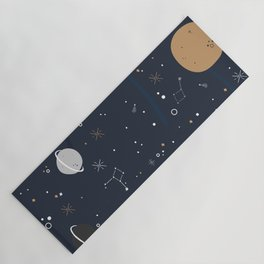 Outer Space Yoga Mat