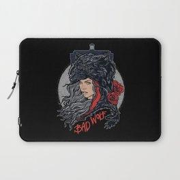 Bad Wolf Laptop Sleeve