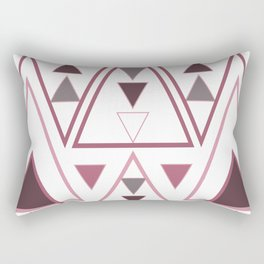BLUSHING▽△ Rectangular Pillow