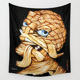 Lester Monster Wall Tapestry