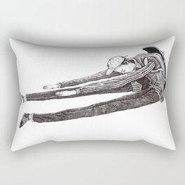 stretch or DIE Rectangular Pillow