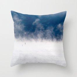 -20 degrees Celsius Throw Pillow