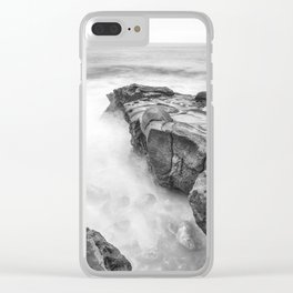 Coastal Beauty In The Morning Clear iPhone Case
