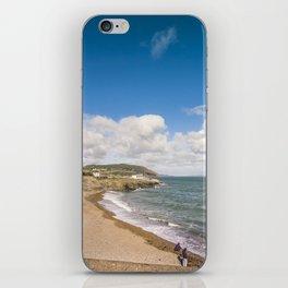 Irish sunny beach iPhone Skin