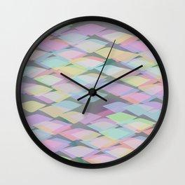 mosh Wall Clock