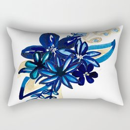 Syros Bouquet Rectangular Pillow