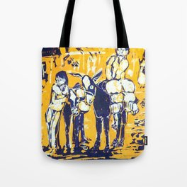Down Mexico Way         by Kay Lipton Tote Bag