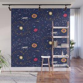 Way to Earth Wall Mural