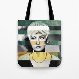 Matisse's Woman with a Turban & Greta Garbo Tote Bag