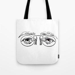 Glasses 3 Tote Bag