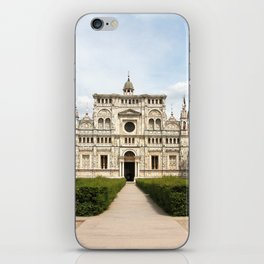 Certosa di Pavia iPhone Skin