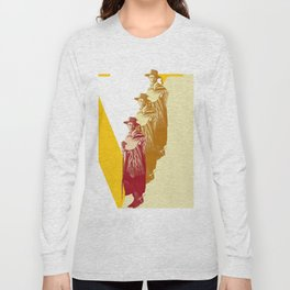 V for Valentino Long Sleeve T-shirt