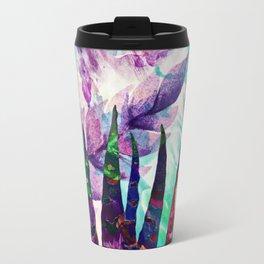 flower lm Travel Mug