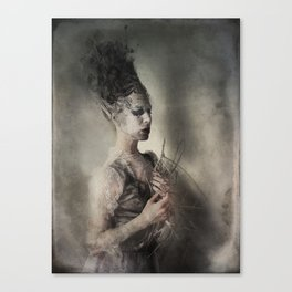 All the Dead Wishes Canvas Print
