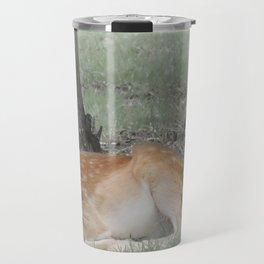 Forest deer Travel Mug