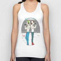 pewdiepie Tank Tops featuring Broday Everyday by SofusGirl