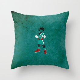 Deku Throw Pillow