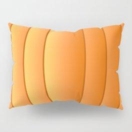 Bland Pumpkin Pillow Sham