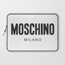 Moschino Milano Laptop Sleeve