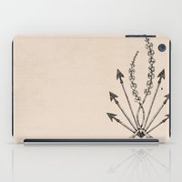 katniss iPad Cases featuring Katniss Plant by Meghan Hill