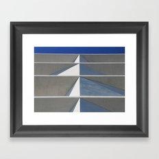 Pier 48 Framed Art Print