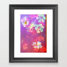 Pride Beach Framed Art Print