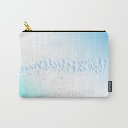 Air Bubbles On Water Carry-All Pouch