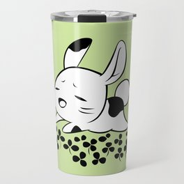 Clover Field Travel Mug