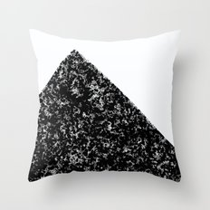 Simple Mountain Throw Pillow