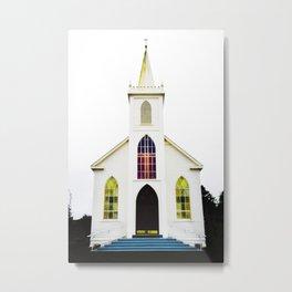 Church 01 Metal Print