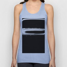 JUST ENOUGH Unisex Tank Top
