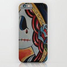 Fiery Deadhead Slim Case iPhone 6s