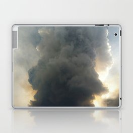 Fire Cloud Laptop & iPad Skin
