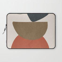 Abstract Balancing Stones Laptop Sleeve