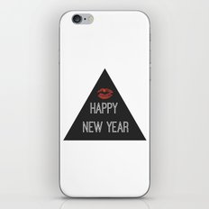 Happy New Year!! Holidaze iPhone & iPod Skin