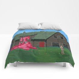 Overflow Comforters