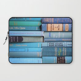 Shades of the Sea Laptop Sleeve