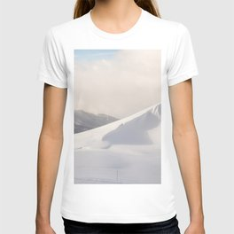 Mountain ridges landscape T-shirt