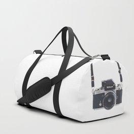 Vintage Camera Duffle Bag