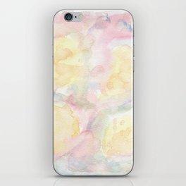 Watercolor Soles iPhone Skin