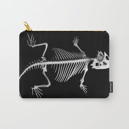 Giant Horned Lizard - Phrynosoma asio Lp Carry-All Pouch