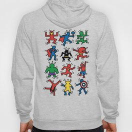 Keith Superheroes Hoody