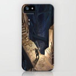 Dungeon Delve iPhone Case