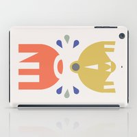 robots iPad Cases featuring Robots by Ulo design