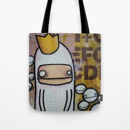 MISS JACKSON (IF YOU'RE NASTY) Tote Bag